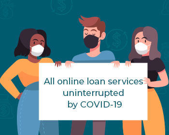 covid 19 support with online loans